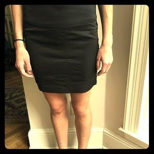 Elizabeth and James Soft Black Skirt Size 2